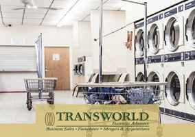 Dry Cleaning Drop Store For Sale