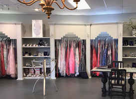Two Bridal and Formal Wear Boutiques for Sale