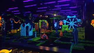 Year Round Indoor Mini Golf Business For Sale