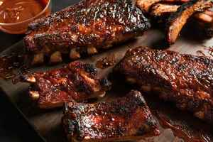 Established BBQ Restaurant and Sports Bar - 72756