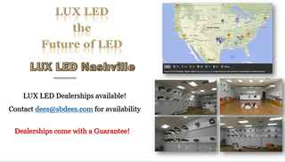 LED Lighting Dealership with a Guarantee