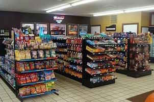 Branded Gas Station with Large Mart For Sale-30080
