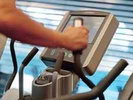 Modern 24-hour Fitness Center - Positive Cash Flow