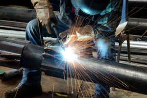 Welding & Metal Fabrication Business $5.4m