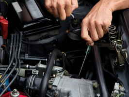 Full Svc. Auto Repair & Gas Near Large University