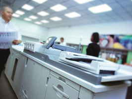 Printer and Copy Shop- Owner Retiring