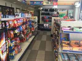 Branded Convenience-Store with Gas Station-30154