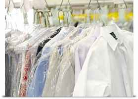 Family Owned Dry Cleaning Plant & Alterations