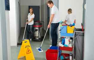 Profitable Commercial cleaning service business