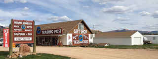 Bryce Canyon Trading Post Store & Real Estate