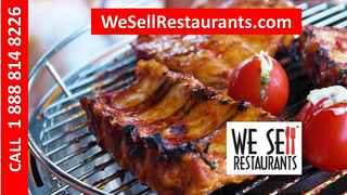 BBQ Restaurant for Sale - Nearly $750K in Sales
