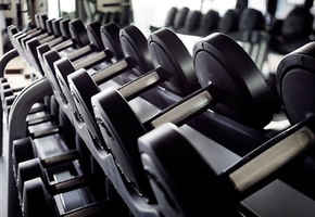 Modern Northern VA Fitness Center for Sale