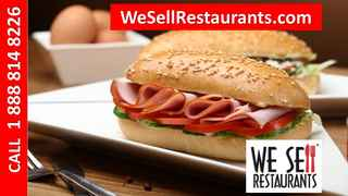 Sandwich Franchise for Sale - Sales of Over $440K