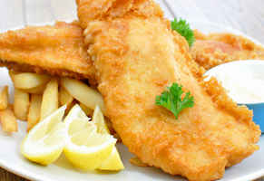 SE Pierce Fish & Chip - Shopping Center Locale