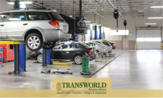 Well-Established Profitable Auto Repair Shop