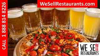 Tavern and pizza restaurant for sale