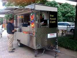 Colorado Year-Round Resort Food Cart Business