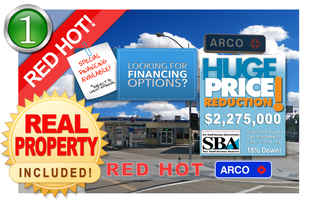 Profitable ARCO Station With Real Property!
