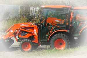 Tractor Sales and Service Dealership