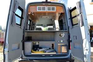 RV Camper & Van Conversion Manufacturer