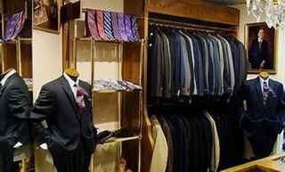 Men's Retail Clothing Store-Established/Profitable