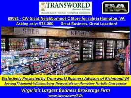 89081 - CW Great Neighborhood C Store for sale