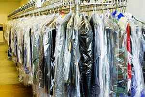 Excellent Dry Cleaning Operation w/2 Drop Off Loc.