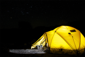 Online outdoor camping supply webstore for sale