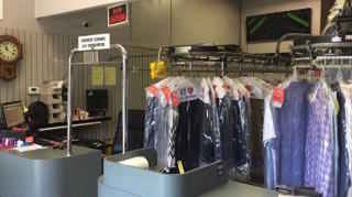 Two Dry Cleaners For Sale-30125