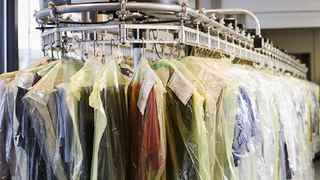Eco Friendly Dry Cleaning Plant and Drop Off