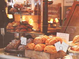 Upscale Bakery Cafe with Multi-Source Revenues