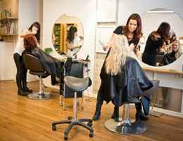 Established Franchise Salon Suites Business