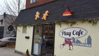 Eat-In/Carry-Out Restaurant-Play Cafe