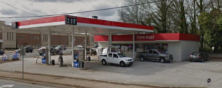 Reduced!19k+inventory gas station in Metro Atlanta