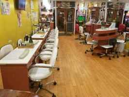 Nail Salon with Day Spa For Sale-30446