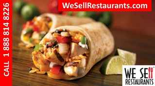 Mexican Inspired Franchise For Sale in Buford GA