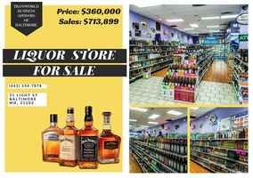 Very Profitable Strip-Mall Liquors