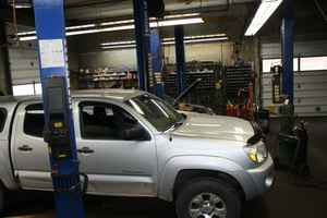 7-Bay Auto Repair Business with Real Estate