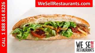 Sandwich Franchise in Mecklenburg County
