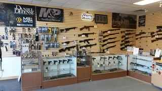 Firearms and Firearm Accessories Retail Store
