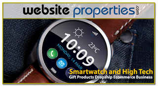 Smartwatch & High Tech Gift Products Dropship Ecom