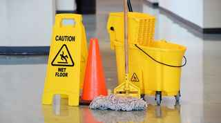 Commercial Janitorial Business in Eastern Virginia