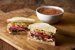 Trendy Deli/cafe Serving Popular Sandwiches