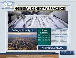 Large Chicago Dental Practice - Amazing Location