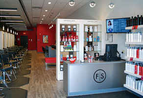 Full Service Hair Salon Service Franchise for Sale