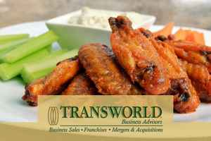 Fast Food Franchise Serving Wings, Burgers, & More