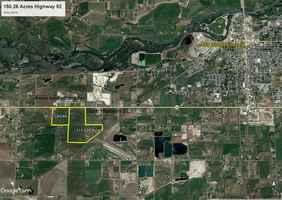 150.29 Acres-Development Parcel