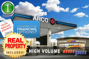 High Volume ARCO AM PM Property!