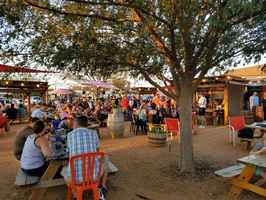Outdoor Food Truck & Entertainment Venue