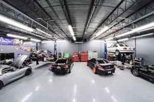 Auto Detailing and Customization Shop
